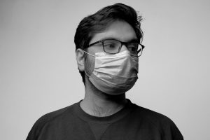 How to stop your glasses from fogging up with a face mask